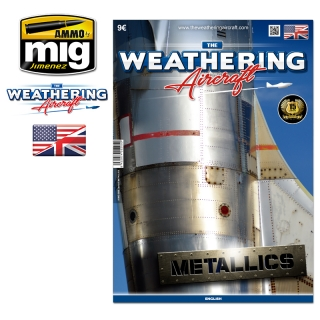 The Weathering Aircraft č.5 - METALLICS (ENG)