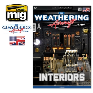 The Weathering Aircraft č.7 - INTERIORS (ENG)