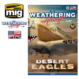 The Weathering Aircraft č.9 -  DESERT EAGLES (ENG)