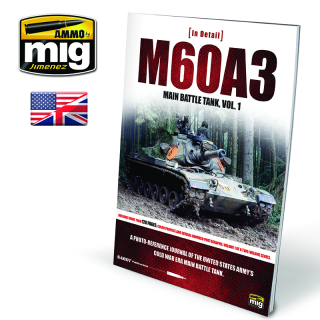 M60A3 MAIN BATTLE TANK VOL.1 (ENG)