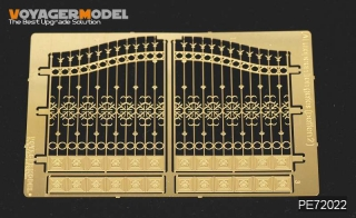 European Iron Gates (Pattern 2)