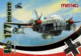 He-177 Bomber (Cartoon model)