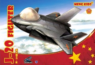 J-20 Fighter (Cartoon model)