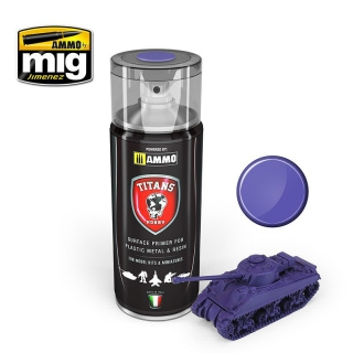 TITANS HOBBY: MAGIC PURPLE MATT PRIMER