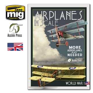 Airplanes in Scale - Vol.III - World War I (ENG)