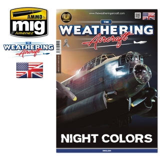 The Weathering Aircraft č.14 - NIGHT COLORS (ENG)