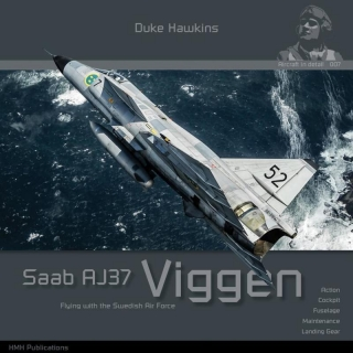 Aircraft in Detail: Saab AJ37 Viggen