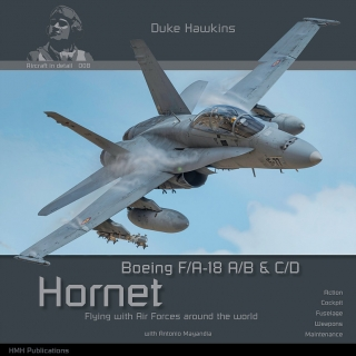Aircraft in Detail: F/A-18 A/B & C/D Hornet
