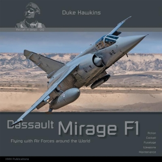 Aircraft in Detail: Dassault Mirage F1