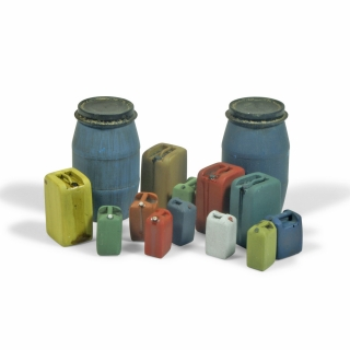 Modern Plastic Drums (Type 2)