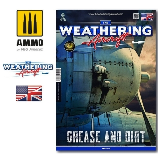 The Weathering Aircraft č.15 - GREASE & DIRT (ENG)