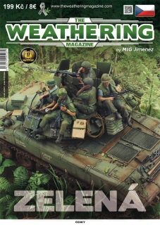 The Weathering Magazine č.29 - Zelená