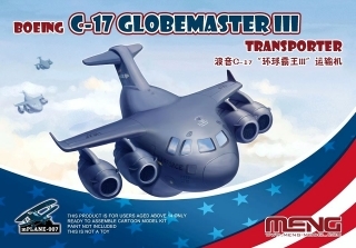 Boeing C-17 Globemaster III Transporter (Cartoon model)