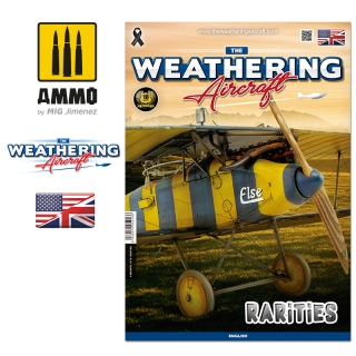 The Weathering Aircraft č.16 - RARITIES (ENG)