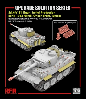 Upgrade Solution For Tiger I initial prod.