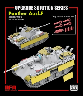 Upgrade Solution For Panther Ausf.F