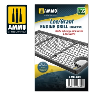 Lee/Grant engine grille universal (1:35)