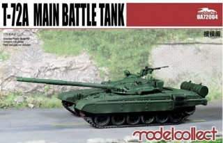 T-72A Main Battle Tank