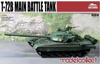 T-72B Main Battle Tank