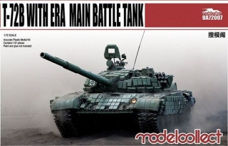 T-72B with ERA Main Battle Tank