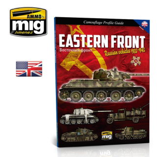 EASTERN FRONT - RUSSIAN VEHICLES 1935-1945 CAMOUFLAGE (ENG)
