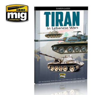 TIRAN in lebanese wars (ENG)