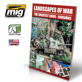 LANDSCAPES OF WAR: THE GREATEST GUIDE - DIORAMAS VOL.3 - Rural Enviroments (ENG)