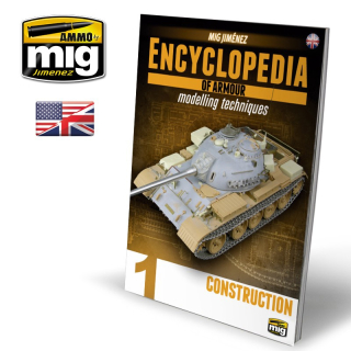 ENCYCLOPEDIA OF ARMOUR MODELLING TECHNIQUES VOL. 1 - CONSTRUCTION (ENG)