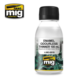 ENAMEL ODOURLESS THINNER (100 ml)
