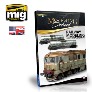 MODELLING SCHOOL: RAILWAY MODELING - PAINTING REALISTIC TRAINS (ENG)