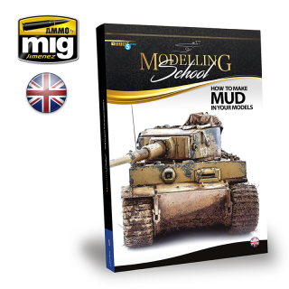 MODELLING SCHOOL - HOW TO MAKE MUD IN YOUR MODELS (ENG)