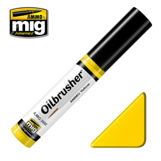 OILBRUSHER - AMMO YELLOW