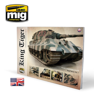 KING TIGER - VISUAL MODELERS GUIDE (ENG)